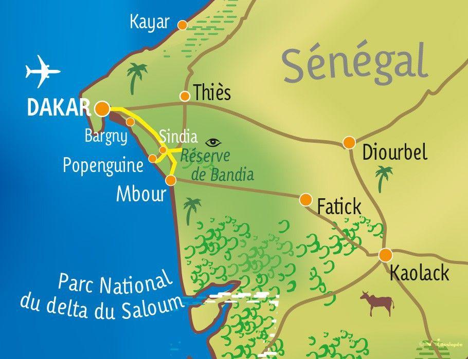 [KEY_MAP] - SENEGAL - La mobylette, en mode discov'Her !