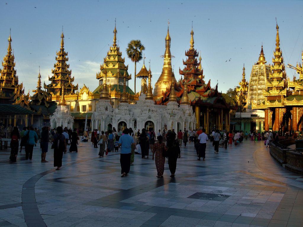 [KEY_MAP] - BIRMANIE - Trekkings et découvertes au Pays des mille pagodes
