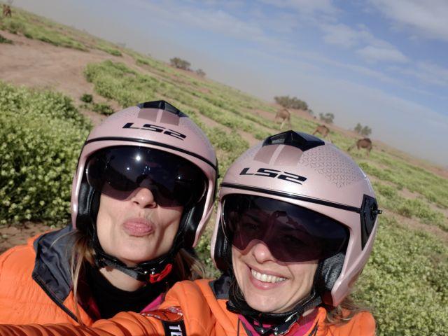 Raid'Elles - Rallye Aicha des gazelles©Raid'elles