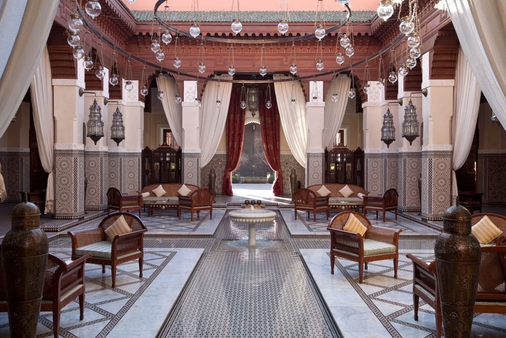 Royal Mansour ©A. Chaffangeon