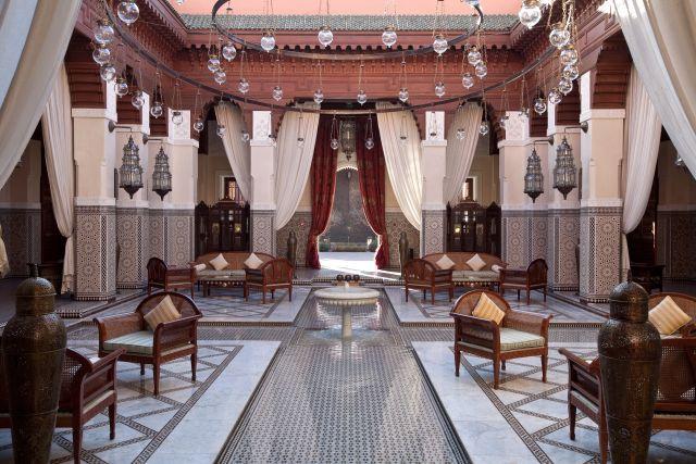 Royal Mansour ©A. Chaffangeon