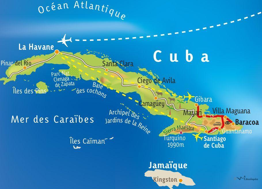 [KEY_MAP] - CUBA -