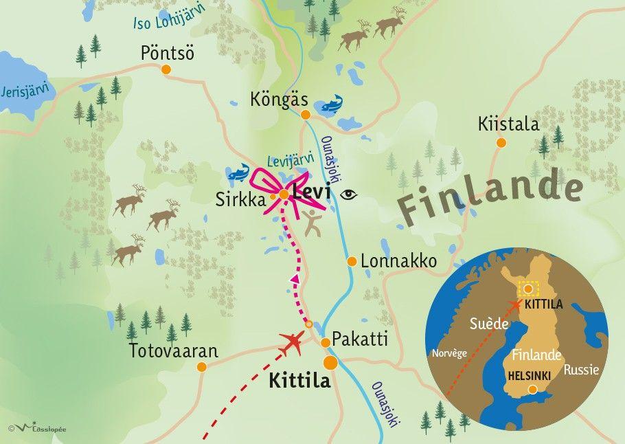 [KEY_MAP] - FINLANDE - Expérience givrée à