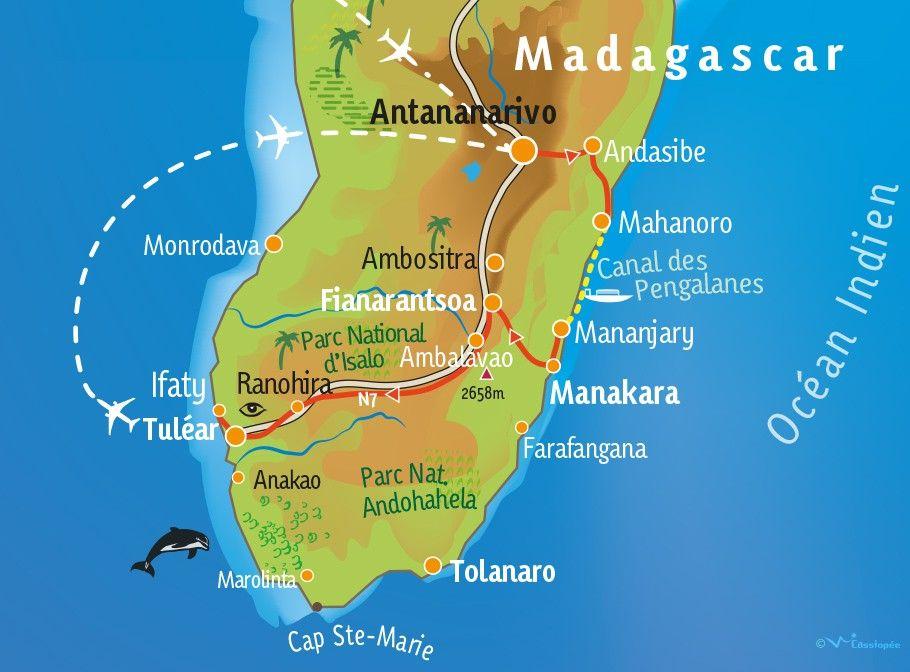 [KEY_MAP] - MADAGASCAR - Immersion dans les terres du grand Sud
