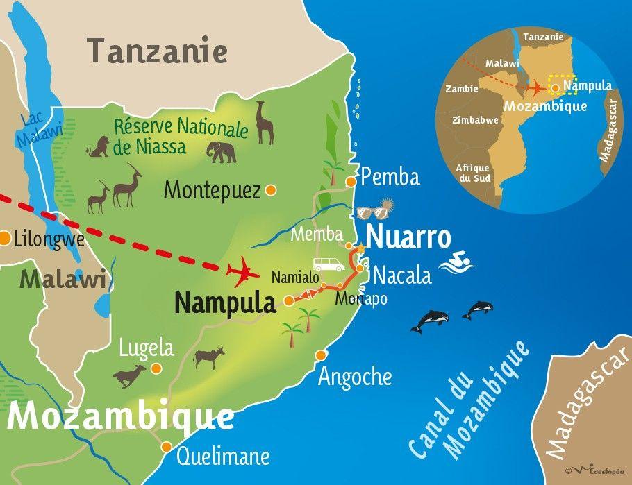 [KEY_MAP] - MOZAMBIQUE - Plongez au cœur de l'Océan indien !