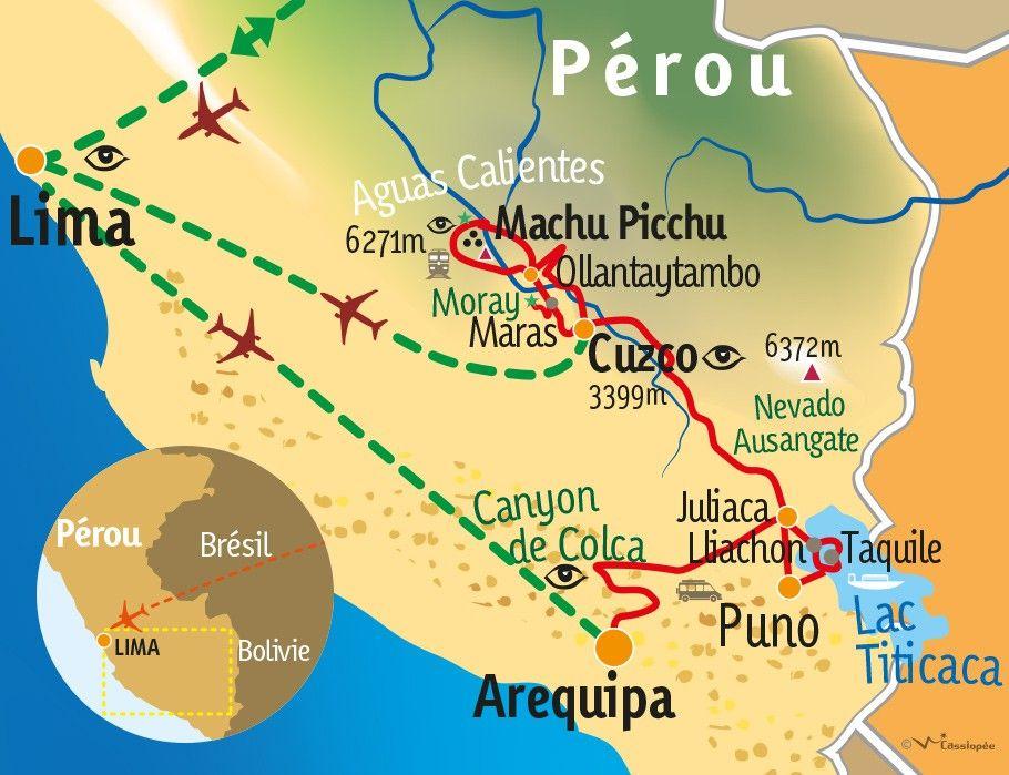 [KEY_MAP] - PEROU - Parfums Incas